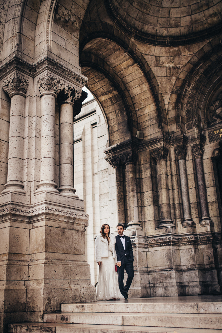 Wedding Session in Paris | Will Marsala